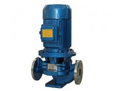 立式管道離心泵