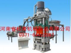 大量供应YMZA系列双面加压液压压砖机