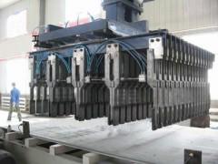 供应压砖机配件设备——杜甫机械码砖机、机械手