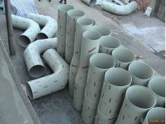 惠州PP塑胶风管,耐酸耐碱风管,废气处理管道工程