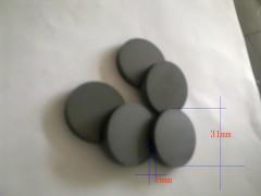 31*5铁氧体磁芯|31*5磁片|31mm*5mm磁片