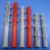 塑料尼龙膨胀螺丝 膨胀螺丝套 尼龙膨胀套 塑胶套