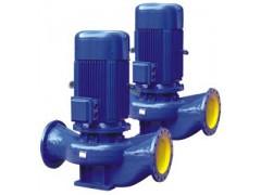 單級單吸立式管道離心泵