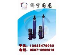 电液推杆结构工作原理 DYTP整体直式