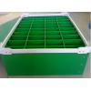 彩色PP发泡塑料周转箱 规格可专业定制片材 可免费设计