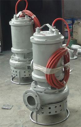 耐腐蚀不锈钢排污泵33