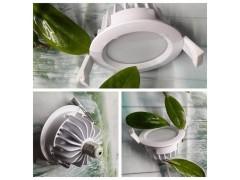工厂薄利直销防水3寸LED筒灯套件