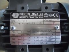 意大利ADDA三相异步电机C132S-b