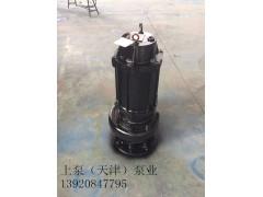 自带平衡装置潜水式污水泵