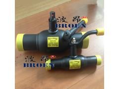一体式全焊接球阀 BAQ61PPL一体式球阀 品牌波昂