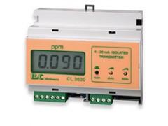供应CL3630余氯变送器