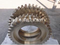 模切机专用锡青铜、铝青铜蜗轮,铜套