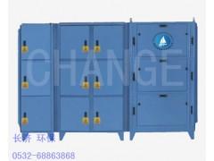 浙江宁波工业静电式油烟净化器,热处理油烟废气处理技术