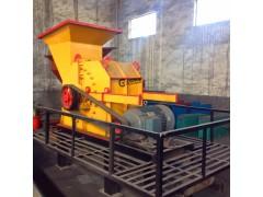 电机转子粉碎机 金属铜铁铝粉碎回收设备 机油滤芯粉碎机厂家