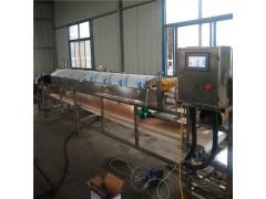 商用全自动凉皮机 志乾蒸汽式仿手擀工面皮机械 圆形粉皮机