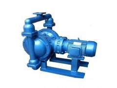 DBY电动隔膜泵 铸铁材质隔膜泵 DBY-65 DBY-80