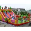 新款充气城堡室外大型 充气滑梯气模玩具 淘气堡蹦床儿童气垫床