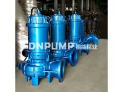 天津污水热水处理专用排污泵