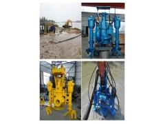 疏通河道、清理污泥-清淤泥浆泵、高效耐磨液压泥沙泵