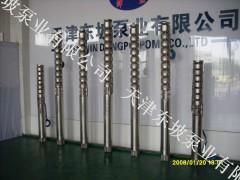 天津东坡泵业  不锈钢深井潜水电泵