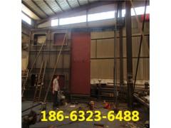 矿用竹胶板无压风门新技术提升板材使用率