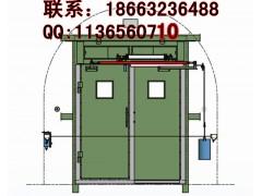 铁质矿用无压风门双扇对开平开式均可订做