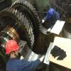 减速机轴承室磨损新修复工艺应用