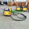 透水混凝土摊铺机生产厂家 生态透水摊平机 全液压动力站