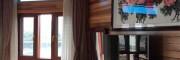 红雪松扣板,无节免漆板-程佳红雪松