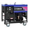 进口12KW雅马哈单相柴油发电机总代理批发EDL16000E