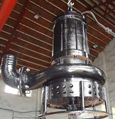 尾沙泵好材质淘沙泵搅拌潜水式沙石泵