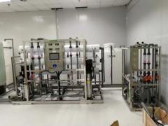 无锡微电子清洗用的超纯水设备,半导体清洗高纯水设备