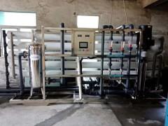 湖州纯水设备,每小时20吨反渗透纯水设备