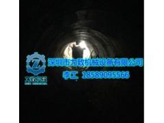隧道岩石层快速拆除取代爆破高效机械