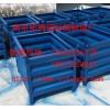 金属仓储板箱钢制料箱周转笼物流箱铁箱堆垛箱定做