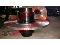 聯軸器廠直銷WGP型帶制動盤鼓形齒式聯軸器