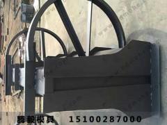 水泥隔离墩钢模具类型腾毅水泥隔离墩钢模具种类齐全